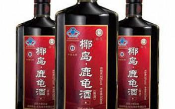 椰岛鹿龟酒与椰岛海王酒有什么区别