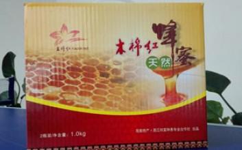昌江木棉红纯天然蜂蜜