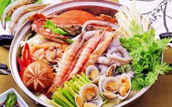 三亚海鲜火锅