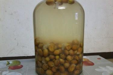 海南黄皮酒