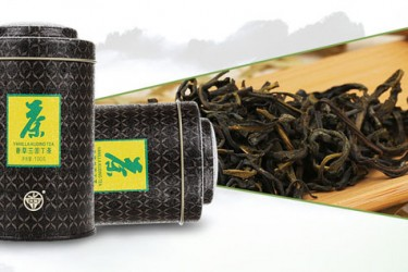 香草兰苦丁茶