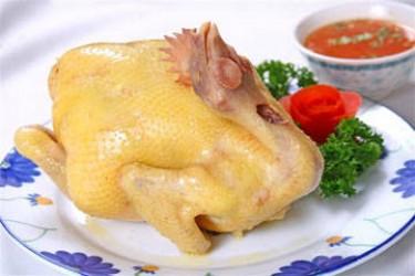 海南文昌鸡