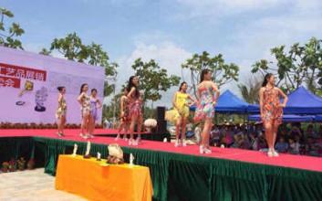 琼海工艺品展销会将在国庆节举办