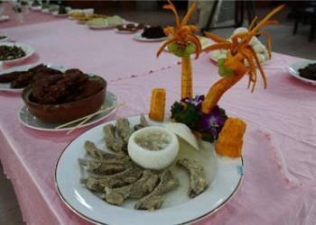 海南名菜名厨评选活动(半决赛)在海口结束