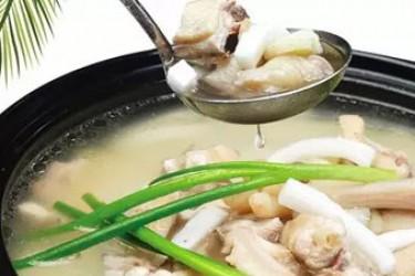 海南椰奶鸡