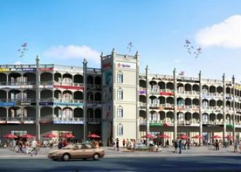 海口金牛路老稻特色美食街正式对外营业