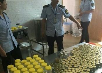 文昌查获千斤椰子油,加工点涉嫌无证生产