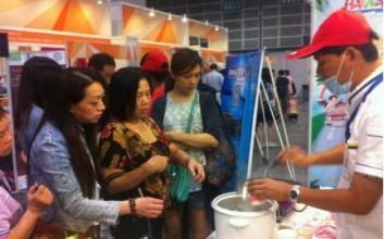 海南美食亮相香港,原味美食备受瞩目