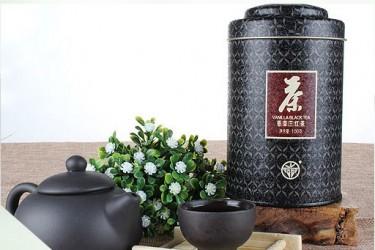 香草兰红茶