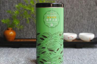 香草兰绿茶