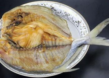 海南金鲳鱼干