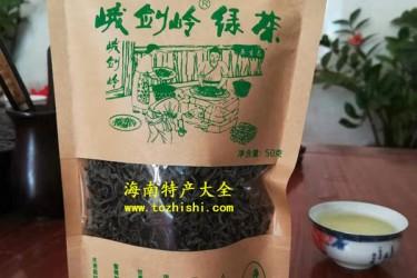 峨剑岭绿茶