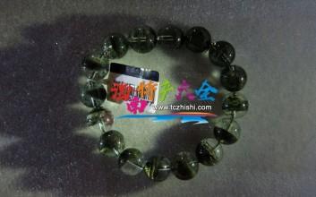 海南石头手链饰品介绍,看完你就懂买了