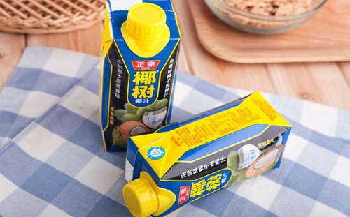 椰树牌椰汁·盒装