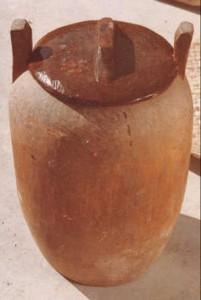 黎族独木谷桶
