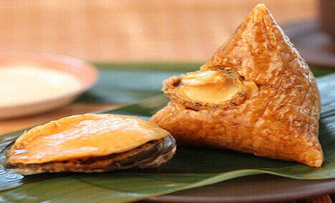 儋州海鲜粽