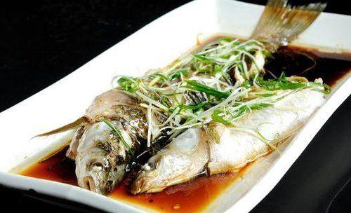 清蒸后安鲻鱼