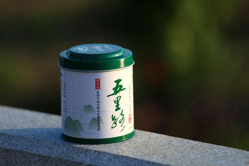 五里路绿茶