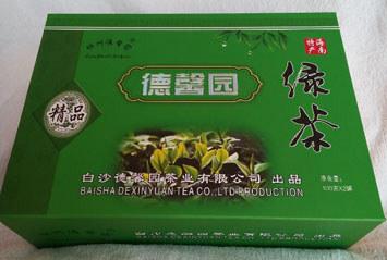 白沙德馨园绿茶