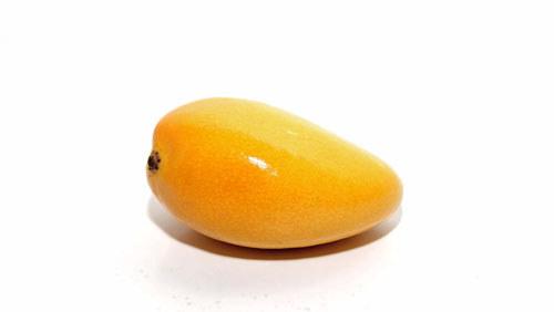 表皮为黄色的鸡蛋芒
