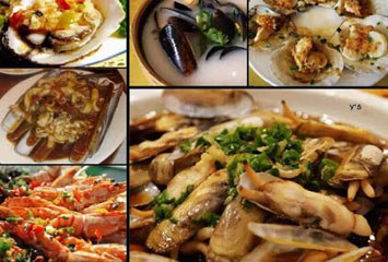 海口区口海鲜美食