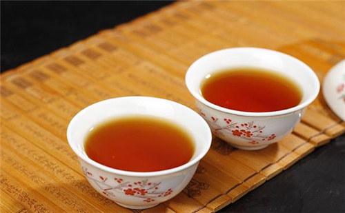 玉兰花茶汤