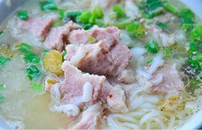 屯昌黑猪粉汤