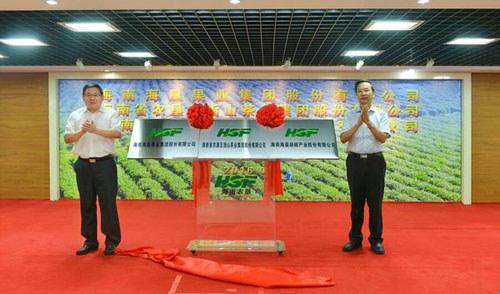 海南农垦成立茶叶果业胡椒公司,是八大产业打造的第一批产业公司