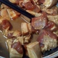 紫米粽子制作步骤1
