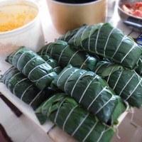 紫米粽子制作步骤5