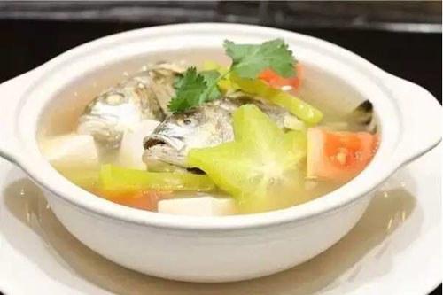 杨桃炖鱼汤