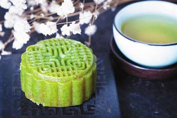 槟榔花月饼