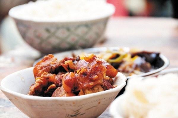 海南牛腩饭