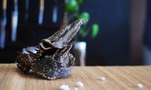 最具收藏价值的黑油格沉香