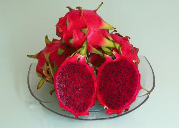 红肉火龙果