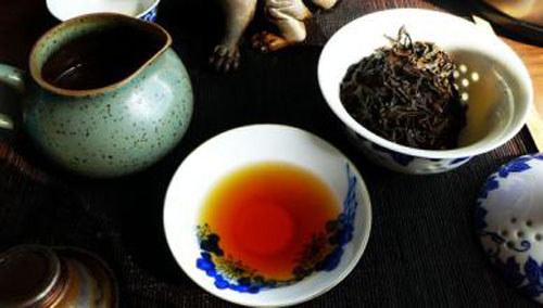 金鼎红茶茶汤
