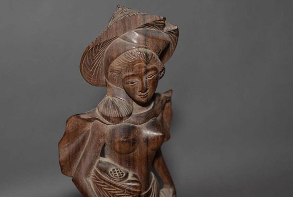 海南木雕作品赏析