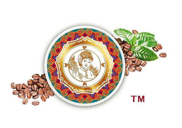 母山咖啡品牌宣传图