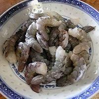 鲜虾去壳去沙线