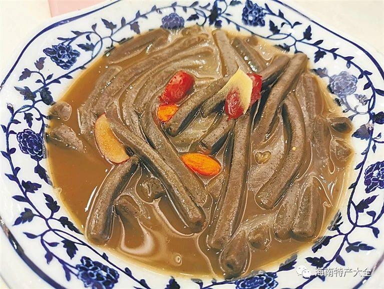 鸡屎藤粉条汤