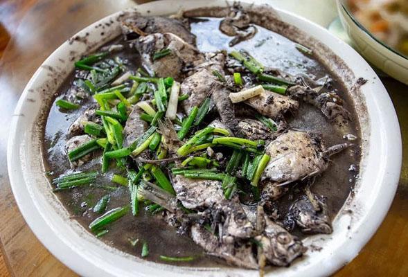 扁豆酱焖海鱼