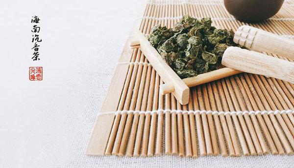 海南沉香茶