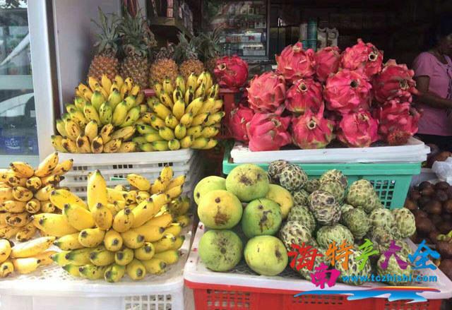 海南红毛丹价格_刷新北方人认知的海南水果,吃过5种的都是大佬!_海南特产大全