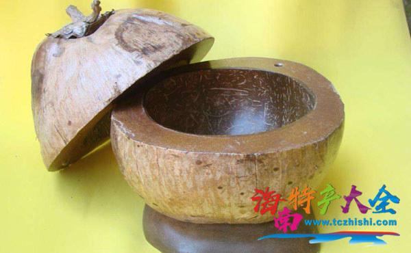 海南椰雕工艺品